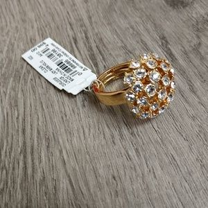 Kate Spade Lady Marmalade Cocktail Ring
